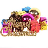 Wholesale Wholesale Tiny Toys - Wholesale-1 Set Christmas Tree Decor Gift Toys Lovely and Tiny Toys for Children