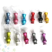 Wholesale Manufacturers Drip Tips - E Cigarette Drip Tip 510 Drip Tip Various Colors High Quality Drip Tips Fit 510 RDA RBA Atomizers in Original Manufacturer DHL Free