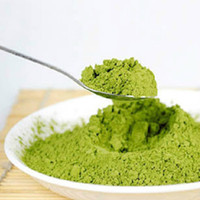 Wholesale 100g Matcha Green Tea Powder Natural Organic tea green food cake ice cream raw material powder