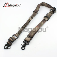 Wholesale Game Points - Magaipu Popular Nylon Adjustable Two Point Tactical gun Sling Hunting Strap Mount Bugee System airsoft CS Game