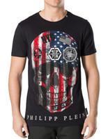 Wholesale German T Shirts - original German PP brand T-shirts are men's fashion short sleeve shirts, 100% cotton , hip-hop designers, men's T-shirts, fidgeting G2230