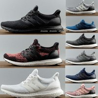 Wholesale Snowflake Blue - 2017 ultra boost 3.0 running shoes CNY triple black ultra boost white hypebeast primeknit ultra boost snowflake running sport shoes