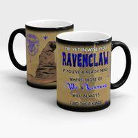 Wholesale Hat Heat - Wholesale- marauders map mugs heat reveal Hogwarts Sorting Hat Hufflepuff mugs Slytherin mug Gryffindor mug Ravenclaw ceramic tea