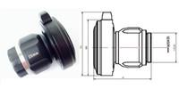objectifs de caméra oem achat en gros de-Coupleur optique Endoscope HD livraison gratuite 25mm, adaptateur pour caméra endoscope médical adaptateur TV endoscope OEM, objectif CCD HD