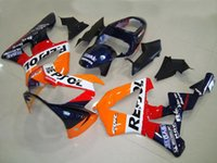 Wholesale Honda 929rr - New ABS Injection bike fairing kits for HONDA CBR900RR 929 2000 2001 CBR900 929RR CBR929 00 01 CBR929RR bodywork set red orange blue repsol