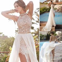 Wholesale L Evening Gown Bridesmaid Dresses - Women's Long Evening Ball Prom Gown Formal Bridesmaid Cocktail Party Lace Dress Full-length
