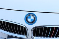 Wholesale M3 Logo - BMW BMW logo before the decorative ring 3 4   M3   M4 before and after the standard modified logo sequins decorative ring