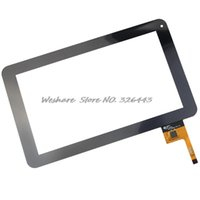 Wholesale Digitizer Momo9 - Wholesale- 10pcs 9 Inch Touch Screen Touch Panel Digitizer Glass OEM Compatible with Ployer MOMO9 Star A13 Tablet PC MID MF198-090F-2