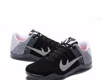 Wholesale Walking Boots Men Sale - 2017 Kobe 11 XI Basketball Shoes Men walking shoes for men Sneakers For Sale Cheap Retro Weaving KB11 Boots Size Eur 40-46