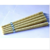 Wholesale organic sales - hot sale pure beewax ear candle, unbleached organic muslin fabric,with protective disc+CE quality approval,1