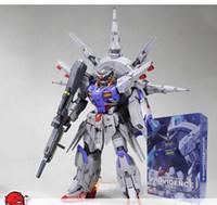 Wholesale Gundam Assembly Robots - Devilarts ZGMF-X13A PROVIDENCE GUNDAM MG 1 100 robot action figure assembly model kit toy