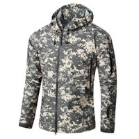 Wholesale Tad Spectre Hardshell - Free Shipping Top Quality TAD GEAR SPECTRE HARDSHELL Jacket Outdoor Military Tactical Waterproof Windproof tech Jackets 9 color