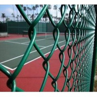 Wholesale 2017 chain link fence price supplies chain link fence direct manufacturer short knotted buyer and saler