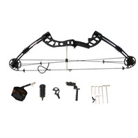 """Wholesale Hand Weights Set - Archery Hunting Compound Bow Right Hand Bow Set 34"""" Wheelbase 24""""-29.5"""" Draw Length 30-60lbs Draw Weight 310fps"""