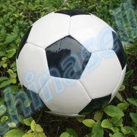 tamaño niños fútbol al por mayor-Classic white white kid Size 4 Al aire libre Butyl interior Football Ball Standard adult Tamaño 5 PU Soccer Training ball