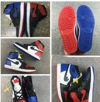 Wholesale Sneakers 13 - 2017 Cheap Retro 1 TOP 3 OG Basketball Shoes Men,Retros 1s Mens Shattered Backboard mens shoes basketball Trainers Sneakers Shoe 7-13