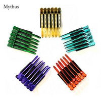 styling permanent achat en gros de-Professional Salon Cutting Coloring Perming Hair Clips, 12Pcs / Box Metal Alligator Hair Pins, Coiffeur Styling Hair Accessories