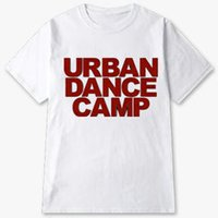 Wholesale Camp Tshirt - Urban Dance Camp T shirt 1M 1 million short sleeve gown 1million tees Leisure printing clothing Quality cotton Tshirt