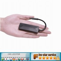 Wholesale Car Gps Cut Off - car Small as a Lighter Overspeed Alarm Geo Fence Remote Cut Off Engine Wired GPS Tracker