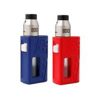 elektronik sigara yeni mekanik mods toptan satış-Yeni Boxer Mod Kiti V 2 Kiti DIY Mekanik Mech Mod Fit 18650 Pil 4 Renkler Elektronik Sigara Yüksek kalite Kutu Mods DHL ücretsiz