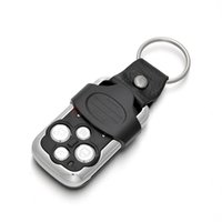 Wholesale wireless keychain remote control resale online - MHz Wireless Auto Remote Control Duplicator Frequency Mhz Car Remote Gate Copy Remote Controller with Battery Keychain