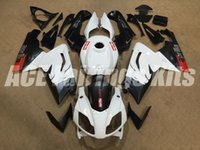 Wholesale Rs 125 - New Injection Mold ABS Full bike fairing kits for aprilia RS125 2006-2011 RS 125 06 07 08 09 10 11 RS4+Tank cover bodywork red black white