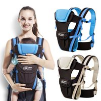 Wholesale Carrier Wrap Bag - Beth Bear baby carrier, ergonomic kids sling backpack pouch wrap Front Facing multifunctional infant kangaroo bag