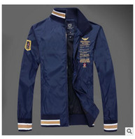 Wholesale air winter jackets - Fall-New Arrival top brand outdoors clothes Men winter Fleece Jacket, Air Force One Windbreaker Jacket , Aeronautica Militare Coat
