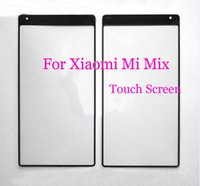 Wholesale Xiaomi Mi MIX Outer Glass Cover Replacement for Xiaomi MIX touchscreen Outer Screen Glass Mi Mix