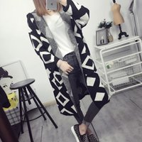 Wholesale 2017 New Fashion Women Autumn Casual Jacket Long Sleeve Knitted Fringe Tassel Cardigan Loose Sweater Outwear Winter Coat