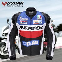 BRAND DUHAN Moto Racing Jackets moto GP REPSOL motocicleta Riding Jacket de calidad superior OXFORD Jersey