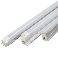 Wholesale T8 12v Led - NEW AC DC 12V 24V T5 T8 LED tube Light 4ft Integrated LED tubes 18w 1.2m led lights warm nature cool white