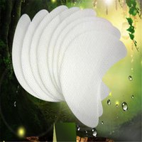Wholesale-10pcs / lot multi-tasking tools schönheit auge make-up pad lidschatten-schild unter wimpernpflaster einweg extensions patch