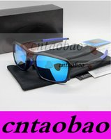 Wholesale Goggles Packages Wholesale - 9266 TRIGGERMAN HOT NEW Brand New Top Version Sunglasses TR90 Frame Polarized Lens UV400 Sports Sun Glasses Fashion Trend Eyeglasses Package