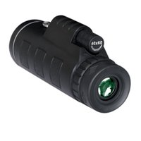 Wholesale Handheld Compass - Day and Night Vision HD 40x60 Handheld Optical Monocular Outdoor Camping Hunting Telescope Zoom With Compass Tripod Phone Clip 30PCS