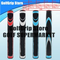 Wholesale Wholesale Club Grips - 2017 ultra fine 1.0 2.0 3.0 5.0 optional golf club grip, high quality ultra light golf grip, 3 color free shipping   wholesale