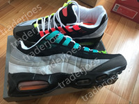 Wholesale newest christmas - 2017 Newest Mens and Womens With Box Greedy Basketball Shoes Sneakers Men Outdoor Athletics Shoes Free Drop Shipping