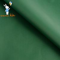 Wholesale Dark Tent - Dark Green 1.7Yard Widex1Yard Long Coated Outdoor Ripstop Nylon Fabric Waterproof Fabric For Kite Tent Making Furniture Shelter