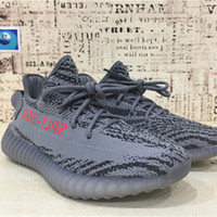 Wholesale Copper Rubber - Adidas SPLY 350 yeezy boost 350 V2 Beluga  Cream white Copper  Black Red Core red  Bred Zebra  Black Green kanye west Running shoes