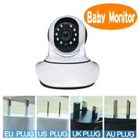 Wholesale Ptz Wireless Camera Monitor - H320PW 1080P Wireless home Security dome Camera Baby monitor onvif PTZ PZP Wifi IP Camera 2MP Infrared Night Vision CCTV Camera ann