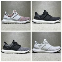 Wholesale Discount Summer Shoes For Women - 2018 Discount Cheap Wholesale Ultra Boost 4.0 Running Shoes Men Women Cheap High Quality Sneakers For Sale Free Drop Shipping Size 5-11