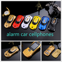 Wholesale Car Phone Dual Sim - unlocked cellphone cute lantern car bar phone children alarm phones 2 SIM card