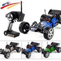 Wholesale Wltoys Rc Buggy - Wholesale-RC Car Wltoys L202  L959 Buggy 2.4G 1:12 Brushless High-speed Off-road Radio Control Vehicle Racing Car Electric RTR Toy