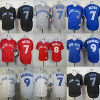 Unisex p outlets - Factory Outlet Mens Womens Kids Toronto Blue Jays José Reyes Kendrys Morales J P Arencibia Home Road Alternate Baseball Jerseys