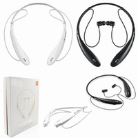 Wholesale new microphone hook for sale - Group buy NEW HBS800 Bluetooth Earphone Sport Wireless Headset Handsfree With Microphone Neckband Style Earphones for iPhone XIAOMI Ultra Brand