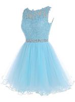 vestidos trägerlose largos groihandel-Robe de Soiree Günstige Kleid für Abschlussfeier 2019 Schnelle Lieferung Abendkleider Short Royal Blue Backless