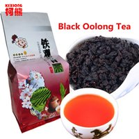 Wholesale High Costs - C-WL041 High Quality Chinese Oil Cut Black Oolong Tea Fresh Natural Slimming Tea High Cost-effective Weight Loss Tea 50g
