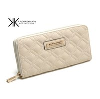 Wholesale wedding handbags free shipping resale online - 2017 Brand clutch bags KARDASHAN KOLLECTION KK wallet bags woman designer handbag price purse bags for wedding