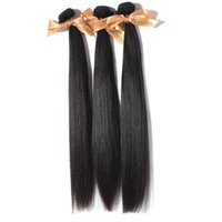 Wholesale Brazilian Virgin 26 - 6A Unprocessed Queen hair Products 5pcs Lot 12-26 Straight Brazilian Virgin Hair Extensions Wholesale Natural Color Tangle Free