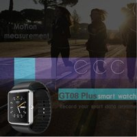 QW08 GT08-PLUS 3G Wifi Wristwacth Smart Watch Teléfono Android 4.4 1,56 pulgadas MTK6572 1.2GHz doble núcleo 512MB RAM 4GB ROM Bluetooth SmartWatch
